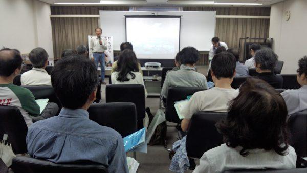 信州田舎暮らしセミナー 第1回 名古屋会場の写真