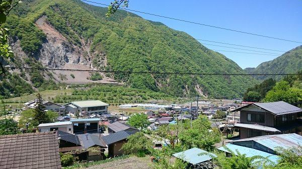 大鹿村へ移住を考えている方への写真