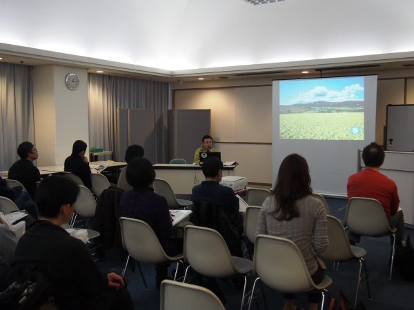 信州田舎暮らしセミナー 大阪会場の写真
