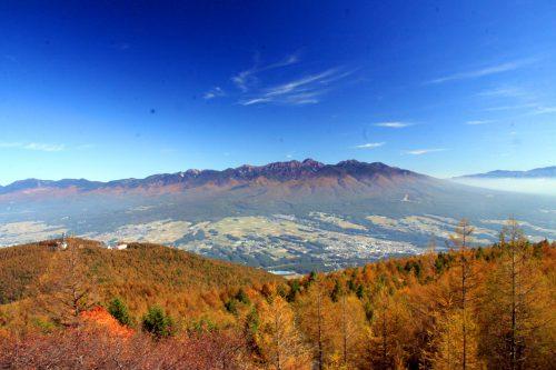 富士見町の写真