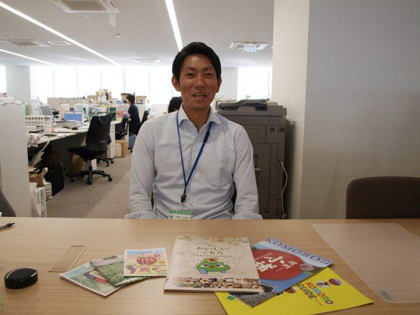 高野さんの写真