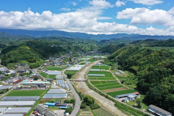 喬木村へ移住をお考えの方への写真